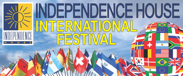 Independence House International Festival @ Hyannis Green