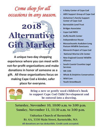 2018 Alternative Gift Market