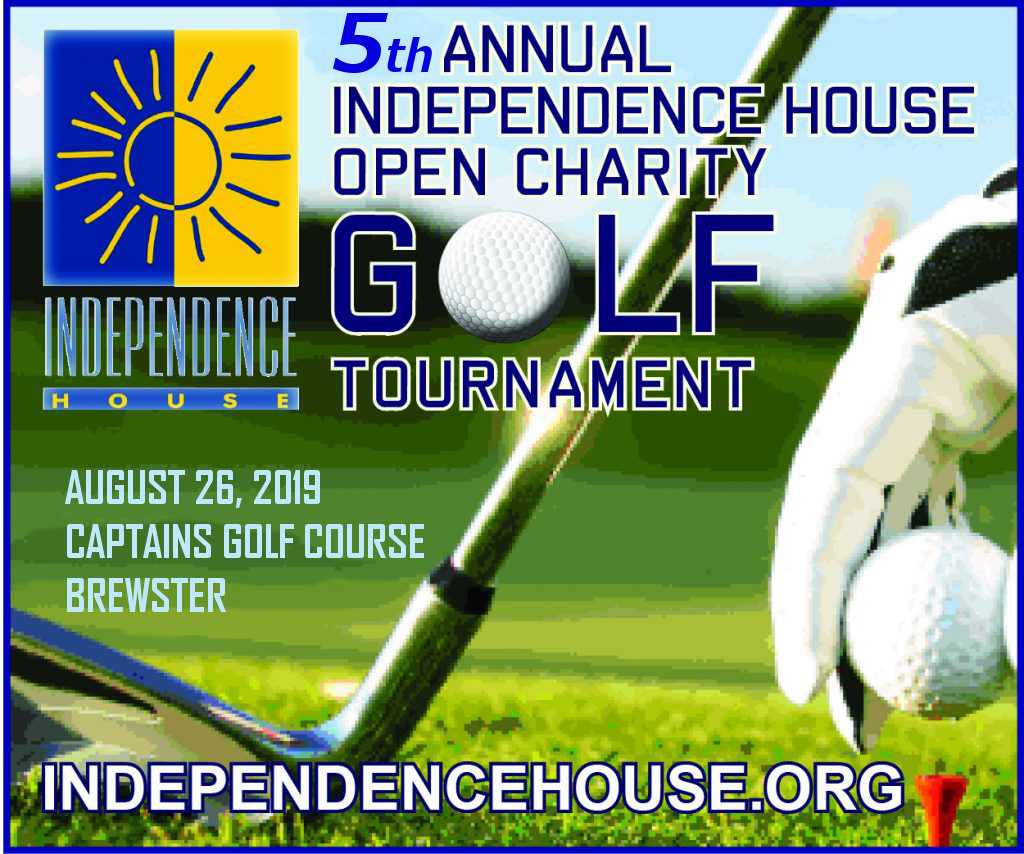 5th Annual Independence House Open Charity Golf Tournament @ The Captains Golf Course