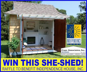 Win a She-Shed